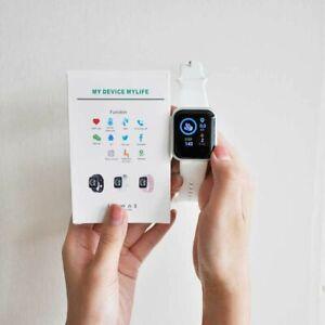 Hot Smart Watch Men & Women Waterproof Sport 1.3 Touch Watch Iphone IOS Android