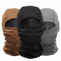 Full Face Mask Quick-dry Tactical Balaclava Hood Hat Military Outdoor Cycling
