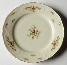 Rosenthal Continental SANSSOUCI ROSE IVORY (GOLD TRIM) Salad Plate 539251