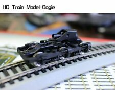 Train HO 1:87 Scale Hassis Model Bogie Undercarriage Accessories Building Kits