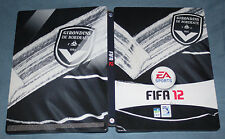 STEELBOOK Steelcase : FIFA 12 Girondins de Bordeaux  / Format G1