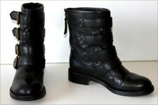 f5ccd5ec722 MARC BY MARC JACOBS Bottines Boots Tout cuir T 36.5 BE