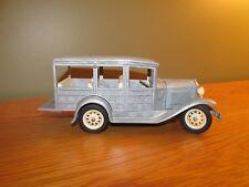 Vintage Hubley Toy Ford Panel Diecast Metal Truck Circa 1950's Rare Original