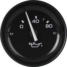 1978 - 1982 Corvette Oil Pressure Gauge. New GM Restoration
