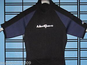 NeoSport by Henderson Junior (Teen) 2.5 mm Back Zip Shorty Wetsuit - Blue