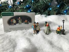 NEW DEPARTMENT 56 DICKENS VILLAGE SERIES CHRISTMAS CAROL CHRISTMAS MORNING 55883