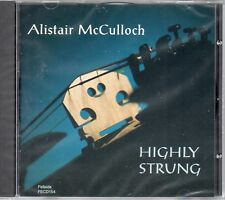 ALISTAIR McCULLOCH -Highly Strung- SEALED 12 track CD Fellside Recordigs