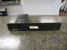 Crestron Cnxrmak Rack with Cnpws-75 Power Supply