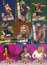 "2001 WWE/WWF FLEER ""WRESTLEMANIA"" FULL 100 WRESTLING CARD SET - N/MINT CONDITION"