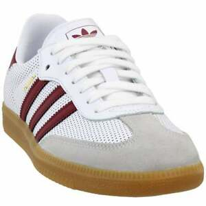 adidas Samba Og Mens  Sneakers Shoes Casual   - White - Size 11.5 D