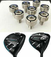 1x/2x Golf Weight for Callaway Rogue, Rogue Sub Zero Driver Fairway Wood FW 2017