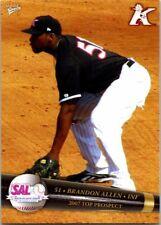 2007 Multi-Ad South Atlantic Minor League Baseball - Pick Choose Your Cards