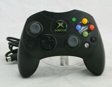 Original Xbox Controller S Modded with Xbox 360 Sticks Tested and Working
