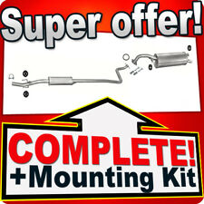 Toyota Yaris 1.0 16V 48/50KW 65/68HP 1999-2005 Silencer Exhaust System 731