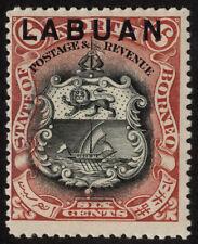 Victorian (1840-1901) North Bornean Stamps