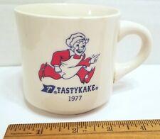 Vintage 1977 Tastykake Philadelphia Coffee Cup Mug by Buntingware