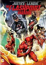 Justice League: The Flashpoint Paradox (Dvd) New Factory Sealed, Free Shipping