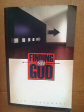 Finding God by the International Bible Society (paperback) store#2436