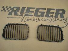 Satz Original BMW E36 Facelift Nieren links+rechts / ohne Rahmen / RIEGER-Tuning
