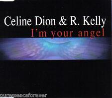 CELINE DION & R. KELLY - I'm Your Angel (UK 3 Tk CD Single Pt 1)