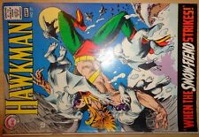 Hawkman 27 DC Joe Kubert .12 Aug Sept 1968 Snow Fiend Superhero FREE SHIPPING SH