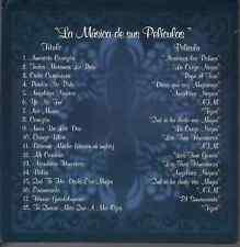 rare MUSICA DE PELICULAS 60s 70s CD slip PEDRO INFANTE yo no fui AMORCITOCORAZON
