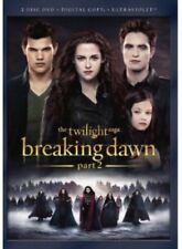 The Twilight Saga: Breaking Dawn, Part 2 [New DVD] 2 Pack