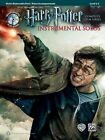 USED (GD) Harry Potter Instrumental Solos for Strings: Violin, Book & CD (Pop In