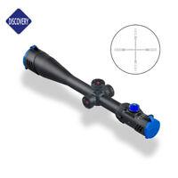 DISCOVERY 8-32X50SF 1/8MOA Zero Lock Side Parallax Optics Hunting Rifle Scope