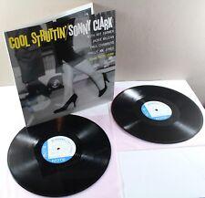 SONNY CLARK Cool Struttin' Lp Vinyl Record Album 45rpm BLUE NOTE DEFINITIVE 1588