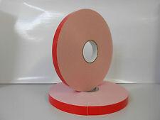 1 Rolle Spiegelklebeband doppelseitiges Klebeband weiß 12mm x 50m Klebestreifen