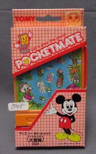 Tomy Pocket Mate Donald Adventure Walt Disney Mini Board Game Box Japan PM5