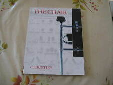 Christies catalogue design moderne la chaise vente OCT97 Breuer Arad eames + +