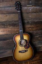 Maton EBG-808 Sunburst  Bluegrass Acoustic Guitar w/ AP5 Pro Pickup & Hardcase