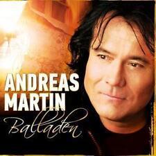 """Andreas Martin  -  """"Balladen"""" CD Schlager"""