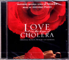 LOVE IN THE TIME OF CHOLERA Antonio Pinto Shakira CD Die Liebe in den Zeiten der