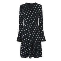 L.K.Bennett Amano Lyocell Cotton Dress