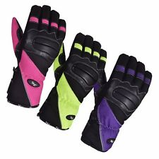 Motorbike Gloves Motorcycle waterproof windproof Leather/Textile Winter Unisex