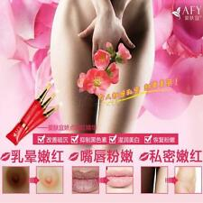 Multifunctional Pink Privates Essence Intimate whitening Fading Areola Lips Hot