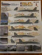 Twobobs Decals 48-028 F/A-18C VFA-87's Ultimate Warrior