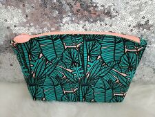 IPSY July 2019 Palm Trees Makeup/Cosmetic Bag NEW!