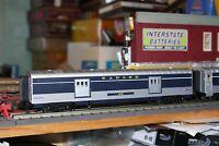 Rail King by MTH 4-car 60' streamlined passenger set # 30-6778 USED Wabash