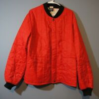 VTG Red 3M Thinsulate SEARS Jacket Coat Made in USA Size XL Thermal RARE