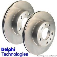 Fits Audi A3 8P Genuine Comline 9 Stud Rear Solid Brake Disc /& Pad Kit