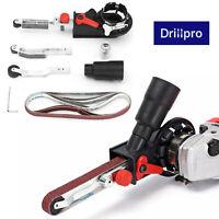 Drillpro Sander Sanding Belt Adapter Attachment For 5'' 8'' - 11 Angle Grinder