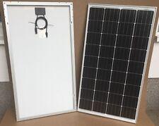 Pannello solare fotovoltaico 130 W 12 V monocristallino 4 busbar