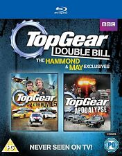 Top Gear Double Bill - The Hammond & May Specials 2er [Blu-ray] Motorsport