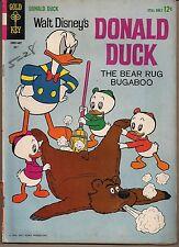 Donald Duck Walt Disney'S #95 Gold Key 07/64 Uncle Scrooge Beagle Boys Goofy Vg+