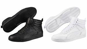 Puma Rebound Street v2 L Mid Schuhe Sneaker Sportschuhe Basketball 363716