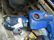 Scot Pump With Motor M/N# 3046K067 S/N# 0643716 #506925B Used